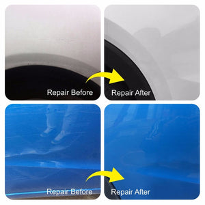 Fix Clear Car Scratch Repair Cloth Nano meterial for Car Light Paint Scratches Remover Scuffs on Surface Repair Rag
