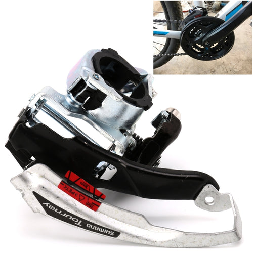 Front Derailleur For Bicycle Bike TX 50 Front Derailleur 7/8 Derailleurs For Mountain Folding Bicycle