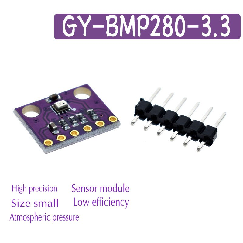 GY-BMP280-3.3 BMP280 High Precision Atmospheric Pressure Sensor Module BMP280 for arduino Replace BMP180
