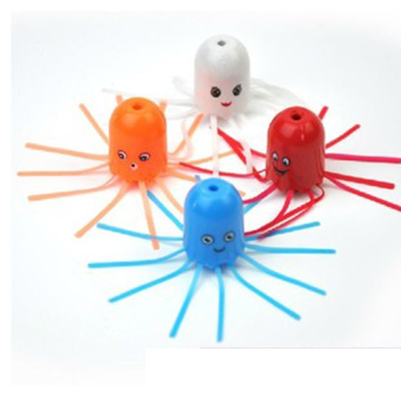 Hot Cute Funny Toy Magical Magic Smile Jellyfish Float Science Toy Gift For Children Kids Randomly