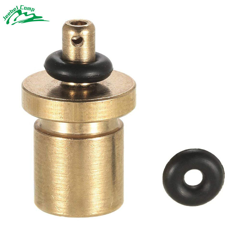 Jeebel Gas Refill Adapter for Outdoor Camping Stove Gas Cylinder Gas Tank Gas Burner Accessories Hiking Inflate Butane Canister