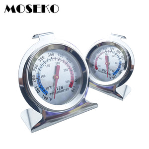 MOSEKO Food Meat Temperature Stand Up Dial Cooker Thermometer For Kitchen Cooking Oven Temperature Gauge Drop shipping