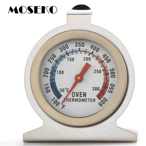 MOSEKO  Kitchen Cooking  Meat Temperature Stand Up Dial Oven Thermometer Temperature Gauge Gage
