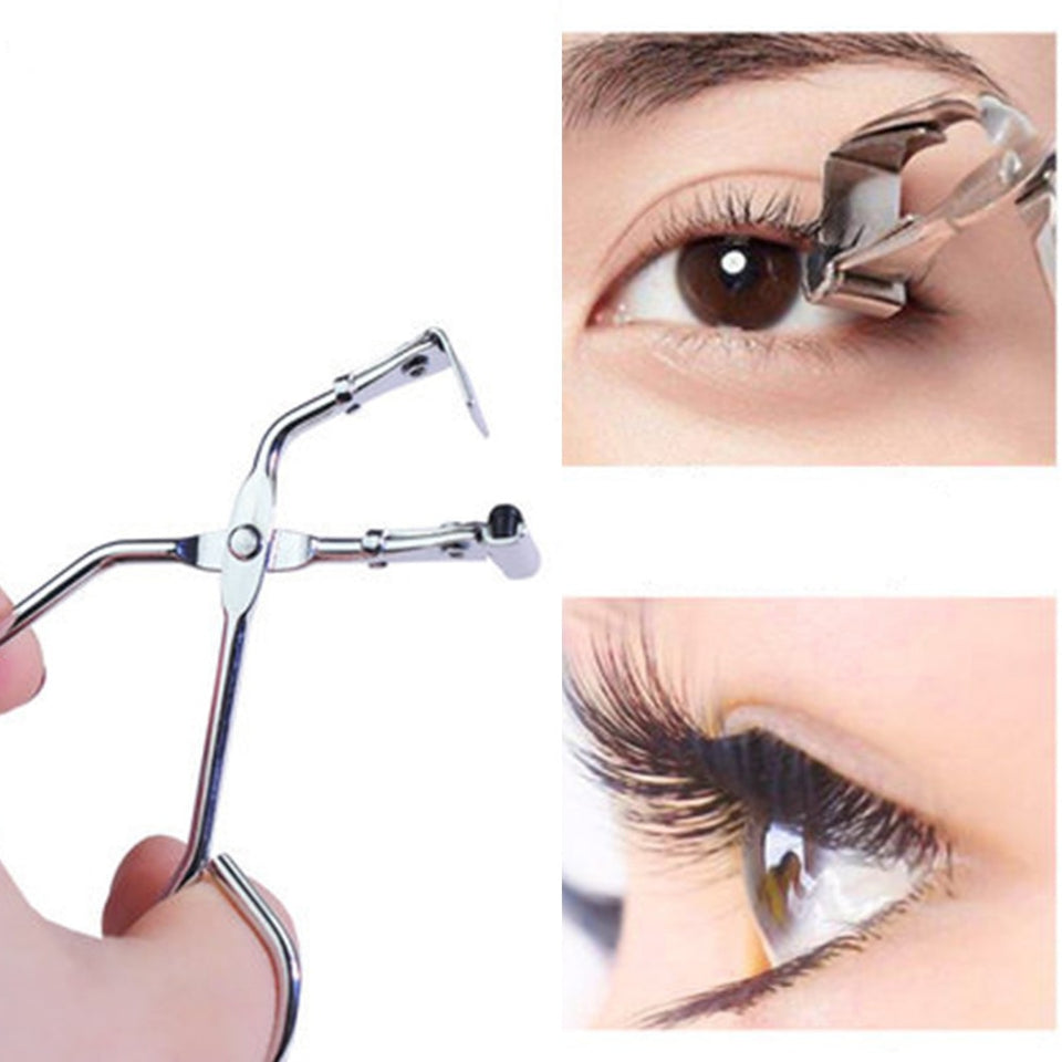Makeup Tool Mini Details Part of Eye Lash Curling Applicator 1 PC Stainless Steel Eyelash Curler Natural Curly Cosmetic Clip