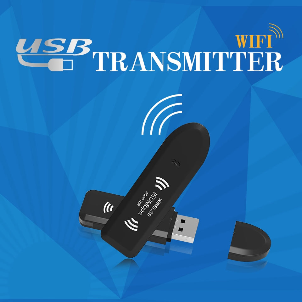 Mini 150M USB 2.0 WiFi Wireless network card Ralink RT3070 150Mbps wi-fi Wlan 802.11 n/g/b Adapter with LED indicator light