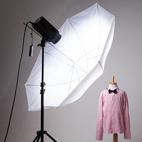 33in 83cm Photo Studio Flash Translucent White Soft Umbrella Photo Studio Accessories