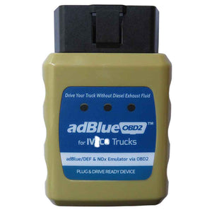Adblue Emulator AdblueOBD2 For I-VECO Trucks Adblue/DEF Nox Emulator via OBDII Adblue OBD2 For I-veco