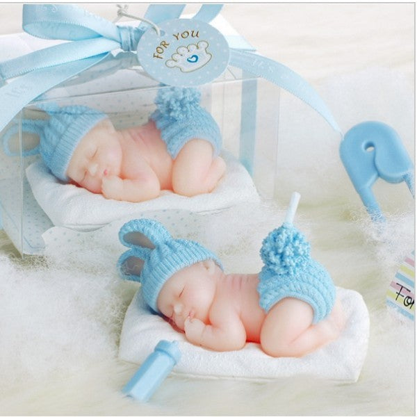 Design 3D Baby Silicone Mold Baby Dressed Bunny Chocolate Fondant Cake Decorating Tools