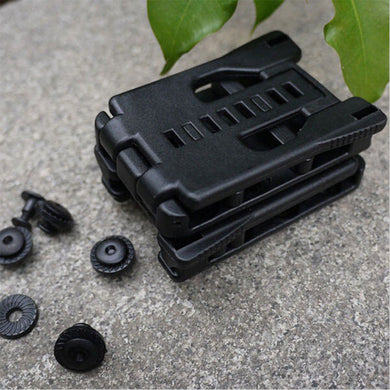 Outdoor EDC Camping Belt Clip Gear Multifunction K Sheath Kydex Scabbard Waist Clamp Hunting Accessories