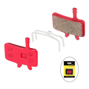 P197BP Ceramic MTB Mountain Bicycle Disc Brake Pads Compatible for SRAM Avid BB7 Juicy 3/ 5/ 7