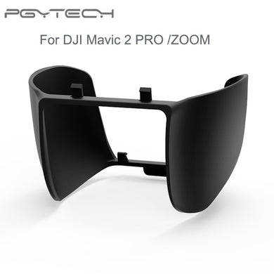PGYTECH Lens Hood Protective Cover for DJI MAVIC 2 Pro /Zoom, Gimbal Camera Lens Sun Shade Protector Guard Cap for Mavic 2