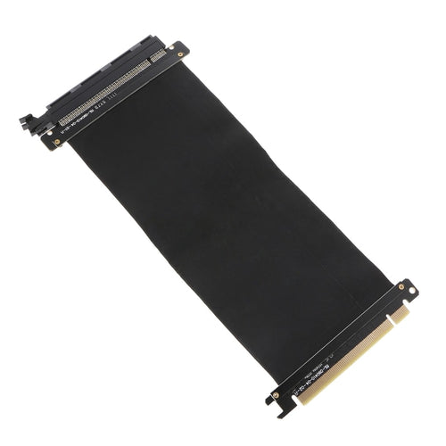 Pcie 16X TO 16X PCI Express 16x Flexible Cable Card Extension Port Adapter High Speed Riser Card