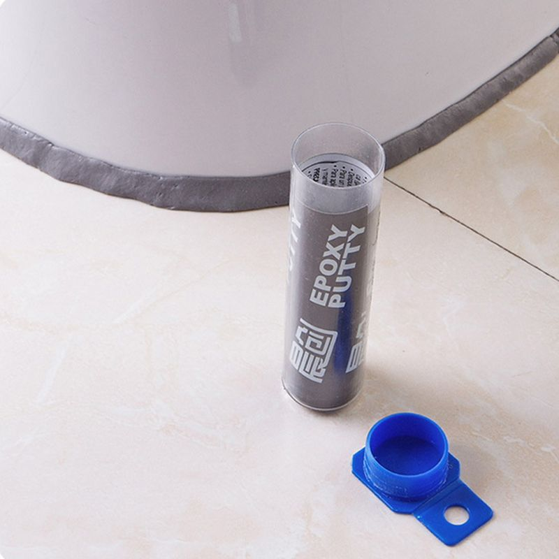 Plumbing Moldable Epoxy Putty Pipe Sealant Tile Fix Silicone Mud Water Pipe Repair Glue