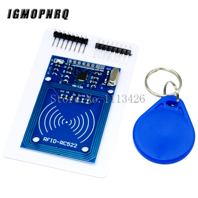 Write /&  2560 Read For SPI S50 13.56 Mhz 6cm RC522 Kits RFID Module