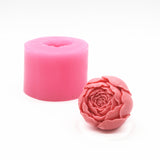 Rose Flower Silicone Cake Mold Chocolate Mold DIY Handmade Soap Making Mold