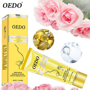 Rose Remove Stretch Marks Cream Anti Wrinkle Anti Aging Maternity Skin Repair Remove Pregnancy Scars Treatment Body Skin Care