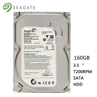 Seagate Brand 160GB Desktop PC 3.5