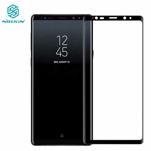 Tempered Glass Screen Protector For Samsung Galaxy Note 9 NILLKIN Amazing 3D CP+MAX Anti-Explosion Full Cover Protective Glass