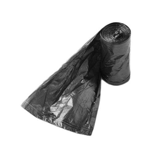Thicken Kitchen Garbage Bag Household Points Off Trash Can Bin Rubbish Disposable Plastic Bags  18 PCS