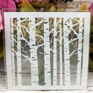 Tree 13cm DIY Craft Layering Stencils Wall Painting Scrapbooking Stamping Embossing Album Decorative Paper Card Template