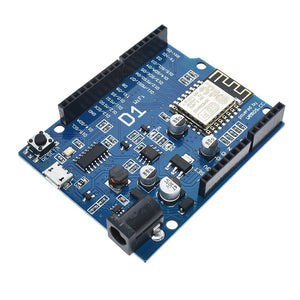WAVGAT Smart Electronics ESP-12E WAVGAT D1 WiFi uno based ESP8266 shield for arduino Compatible