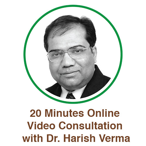 20 MINUTES ONLINE CONSULTATION SERVICE