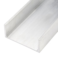 Aluminum Extruded Channel 6061 T6