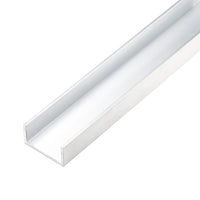 Aluminum Extruded Channel 6063 T52