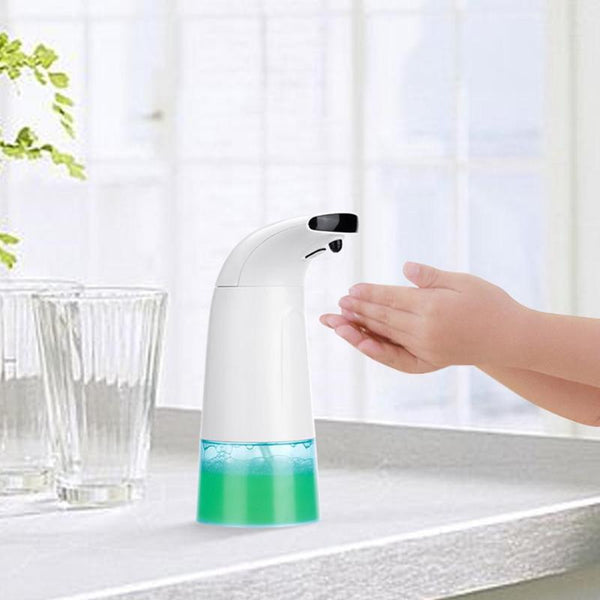 Touchless Smart Sensor Liquid Soap Dispenser