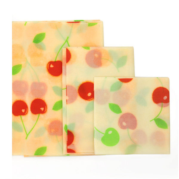Reusable Beeswax Cloth Wrap -CF03-2