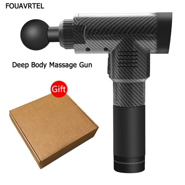Electronic Deep Muscle Massage Gun