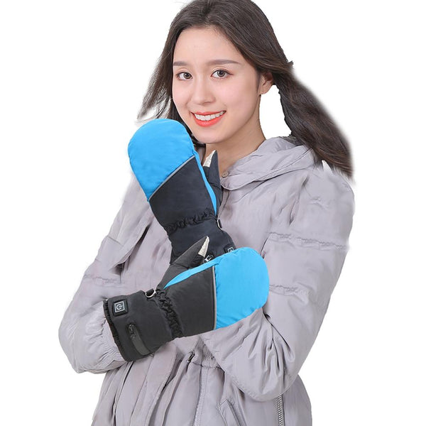 Heated Gloves Electric Rechargeable