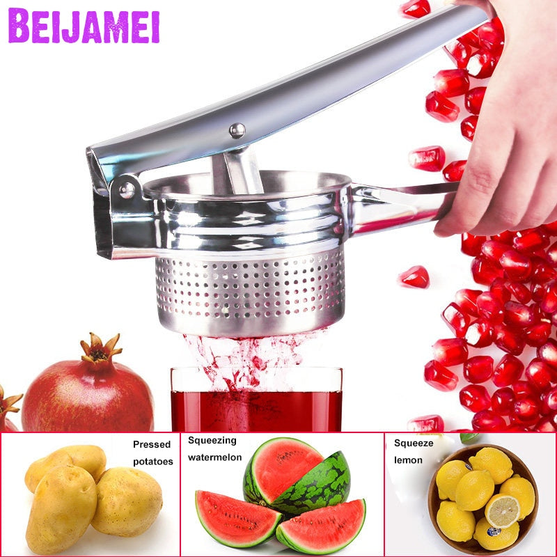 Eco-Friendly Multi functional fruit and Vegetable juicer