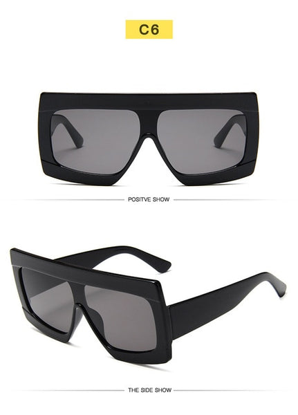 LongKeeper Oversized Sunglasses