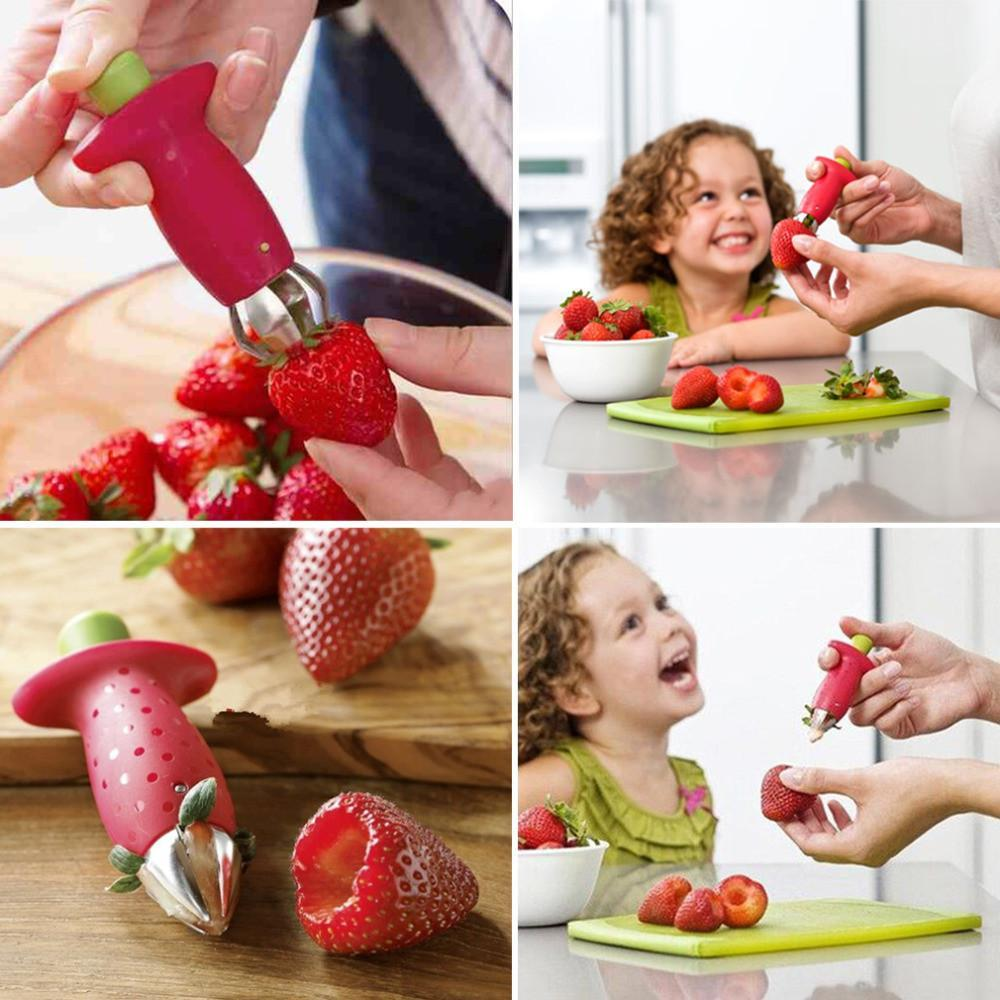 Mini Strawberry Huller
