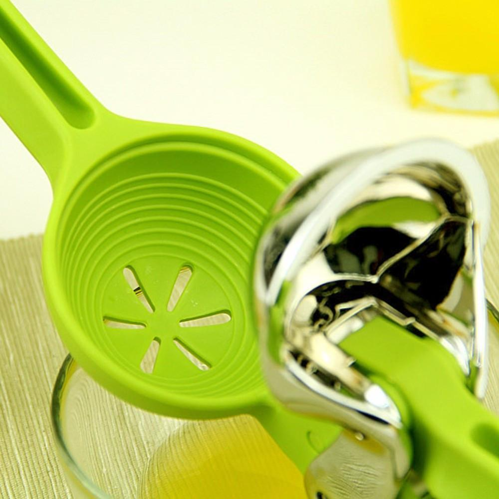 Stainless Citrus Juicer Squeezer