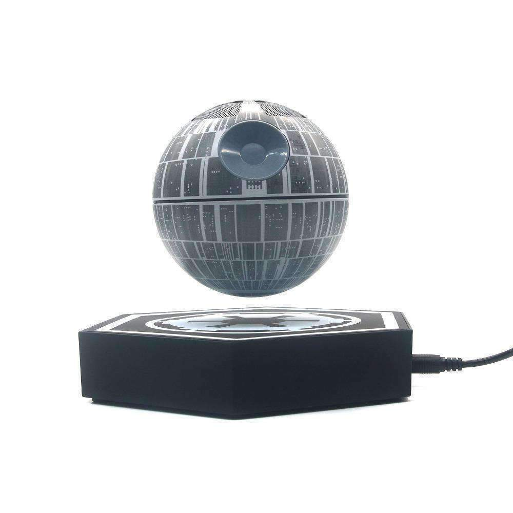 Death Star Levitating Wireless Speaker - 50% OFF!