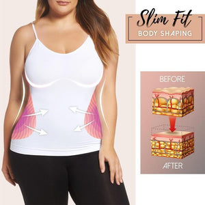 CamiBra- Slimming Cami Tank with Built-in Bra