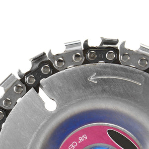 Chain Plate Grinding Disk - 50% OFF!