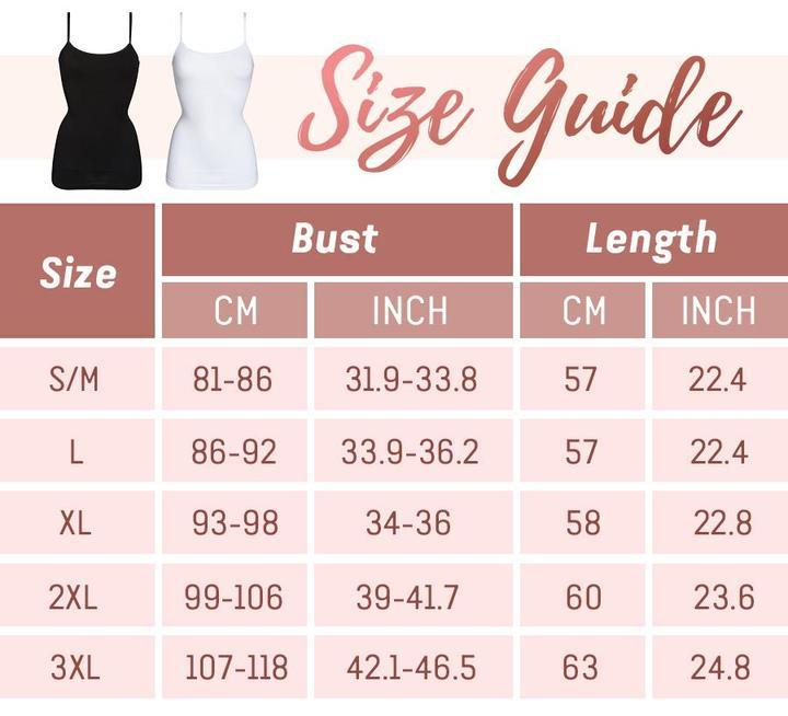 CamiBra™ Slimming Cami Tank with Built-in Bra