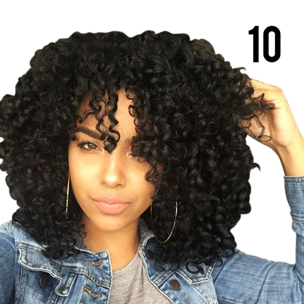 Natural Style Wig - 80%OFF! Very Limited Stock!