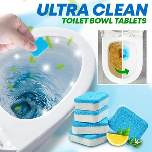 Ultra Clean Toilet Bowl Tablets (5pcs)