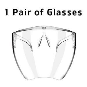 2021 NEW Fashion Style-Transparent Glasses