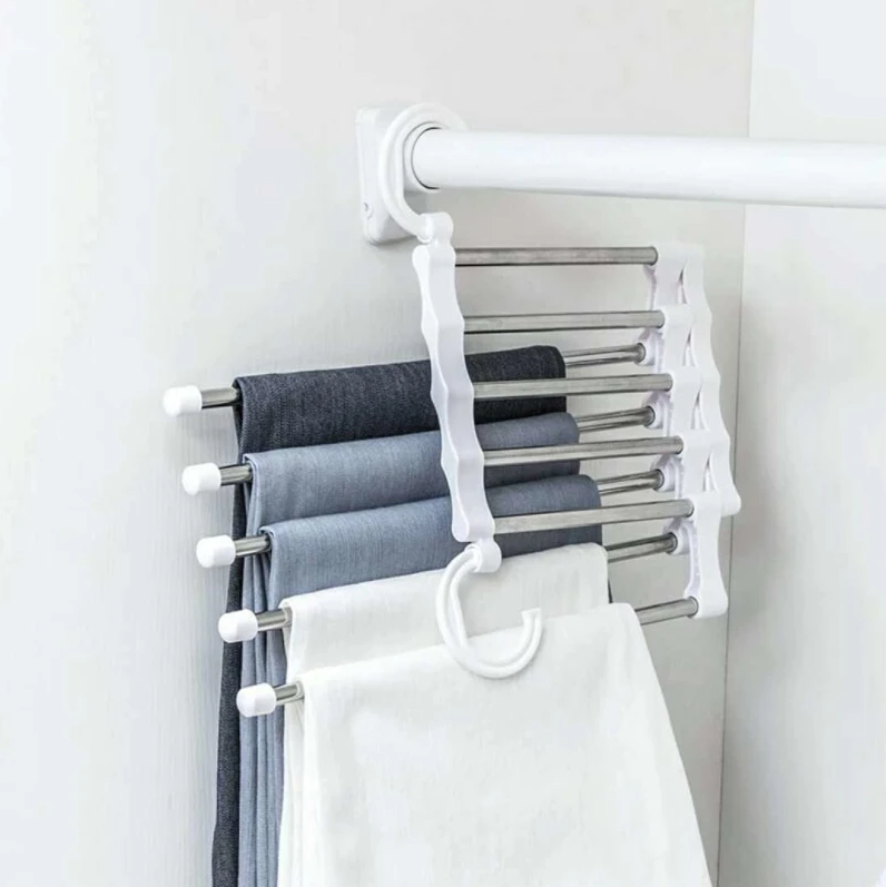 MULTI-FUNCTIONAL PANTS RACK