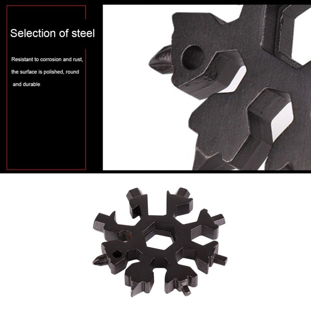 18-In-1 Snowflakes Multi-Tool -60%off