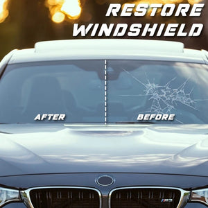 Windshield Repair Agent