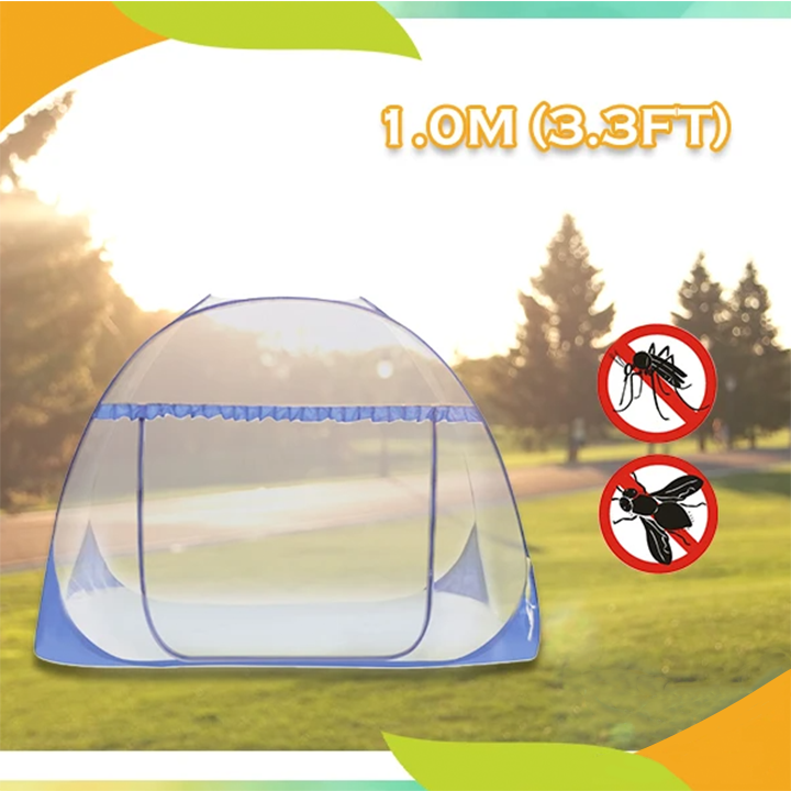 Anti-mosquito Pops up Mesh Tent