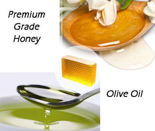 Moisturizing Honey Soap Bar