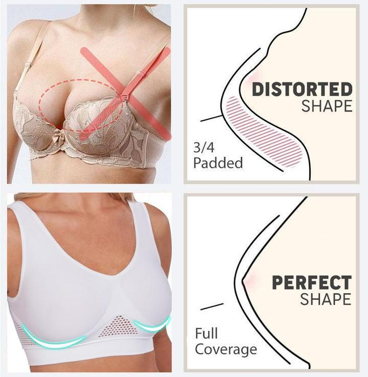 *2019 Hot Selling TV Products*- COMFORT AIRE BRA SALE