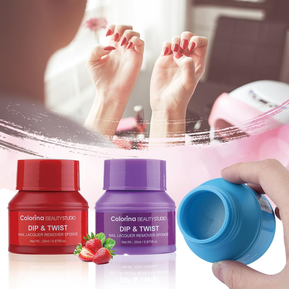 Fruit Scented Magic Nail Polish Remover - 70% OFF!